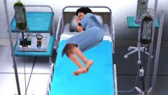 How to get sick in Sims 3