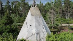 How people live in the taiga