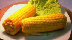 Как вкусно приготовить кукурузу