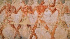 Как выглядел древний египтянин