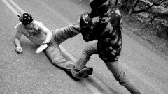 Как действовать при нападении