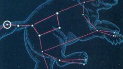 Как выглядит созвездие Большая медведица
