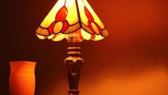 Как самому сделать светильник