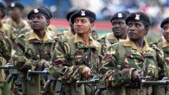 Как в армии служат женщины