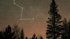 Как выглядит созвездие Кассиопея
