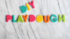 Как сделать цветной пластилин