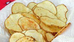 Как сделать картофель фри в микроволновке
