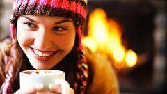 Как согреться холодной осенью