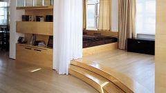 Как построить самостоятельно фанерный подиум в квартире