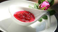 Как приготовить варенье из лепестков роз