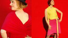 Как надеть платье-трансформер