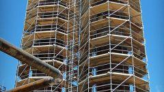 Типы и конструкции строительных лесов