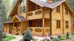 Как провести внутреннее утепление деревянного дома