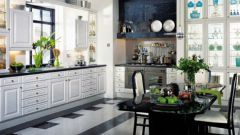 Выбор напольной плитки для кухни
