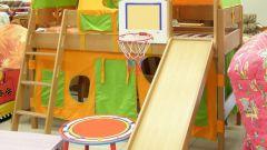 Мебель для детской комнаты: особенности выбора, требования
