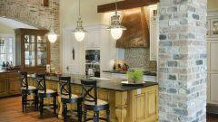 Декоративная плитка под кирпич – особенности, ассортимент, способы укладки