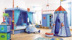Дизайн детской комнаты - прочь стереотипы: фантазируем и экспериментируем