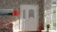 Пластиковые межкомнатные двери: выбираем для квартиры