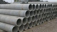 Хризотилцементные трубы: виды, монтаж, применение в строительстве