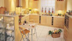 Как выбрать кухонный гарнитур с учетом размера кухни