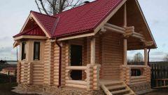 Нюансы строительства деревянного дома, коттеджа, бани