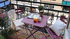 Интересные идеи для дизайна балкона и лоджии