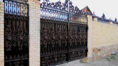 Металлические ворота: виды, преимущества