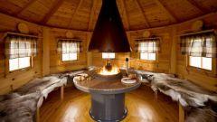 Гриль-домик - место отдыха на дачном участке