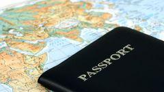 Какие документы нужны за границей