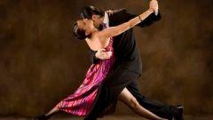 Как танцуют танго