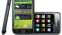 Как обновить Galaxy S
