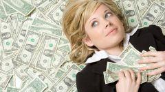 О том, как стать богатым