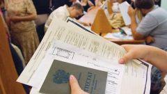 Какие документы нужно подавать в вуз