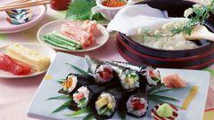 Как приготовить японские блюда