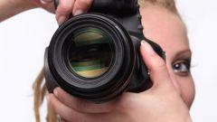 Как сфотографировать девушку
