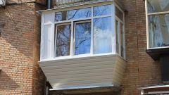 Как укрепить балкон
