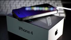 Как обновить айфон 4