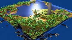 Как загрузить карту в minecraft