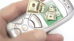 Куда пропадают деньги с телефона
