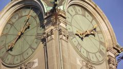 Как устроены часы