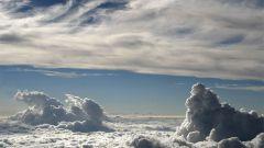 Как образуются облака