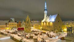 Куда поехать в Рождество