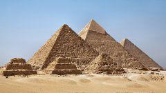 Какие знаменитые сооружения в Египте
