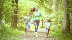 Куда пойти гулять с детьми