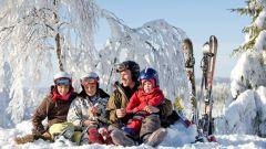 Куда поехать отдыхать в январе с детьми