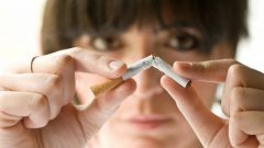 Как побороть тягу  к курению