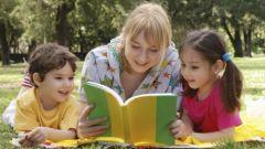 Как привить детям интерес к чтению