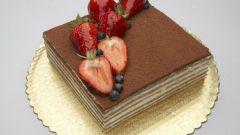 Как печь торты и пироги