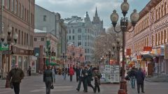Where to take a foreigner in Moscow