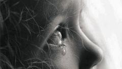Как появляются слезы